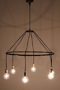 Halo Chandelier by Anthropologie