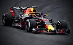 Max Verstappen close-up raceway 2018 cars Formula 1 HALO Aston Martin Red Bull Racing Verstappen Formula One Red Bull Racing F1 Wallpaper Hd, Bulls Wallpaper, Car Wallpapers, Red Bull F1, Red Bull Racing, F1 Racing, Racing Team, Drag Racing, Milton Keynes