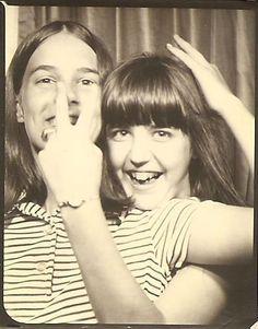 Vintage 60's Photobooth