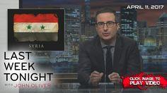 Last Week Tonight with John Oliver - Syria - www.BlackWitchMedia.com