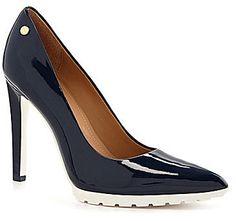 Calvin Klein Brigitte Pointed-Toe Pumps at Dillard's.