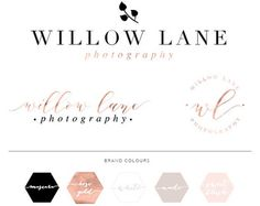 Pre made branding kits are the perfect solution to polish your brand professionally, at a super affordable price! The are perfect for photographers, interior designs, event & wedding planners, small business and boutiques, makeup artists, bloggers and more.  ❥❥❥❥ WHAT IS INCLUDED IN THE PRICE ❥❥❥❥ • Update the design with your/business name • Colour change  ❥❥❥❥ CHOOSE YOUR PACKAGE ❥❥❥❥ LOGO ONLY..... {top logo on board, unless otherwise requested} • Main Logo • Font Information • pl...