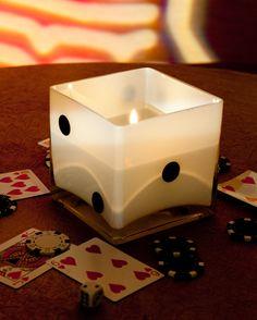 Poker night. More