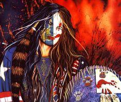 Henri Peter Native American Art   Henri Peter : My Life Is A Quilt.