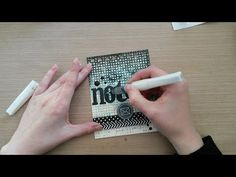 Made by Sannie: Take Note-pad with video tutorial