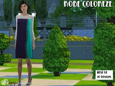 Robe coloreze