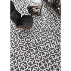 Love these Victorian style tiles from Wickes!