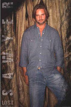 Josh Holloway Sawyer Lost TV Show Poster 22x34 – BananaRoad