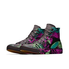 9592b8f317eb Converse Custom Chuck Taylor All Star High Top Shoe. Nike.com Outfits With  Converse