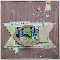 Great use of a frame by Sophie Crespy