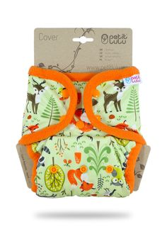 Forest Animals – One Size Cover (Snaps) Cloth Nappies, 6 Month Olds, Forest Animals, All In One, Decorative Boxes, This Or That Questions, Children, Cover, Joy