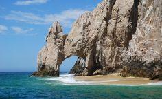 """Impressive rocks in Cabo San Lucas, Mexico."" (From: 35 Trip-Inspiring Photos of Mexico)"