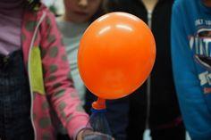 Strefa Dzieci - eksperymenty naszych Maluchów