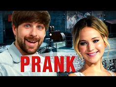 """The """"Hunger Games"""" Cast Helped Pull Off The Perfect Prank"""