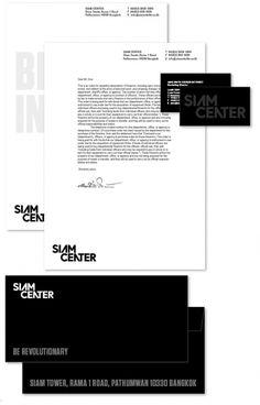 Siam Center on Behance