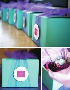 Tiffany Bills Designs: SPA Birthday Party