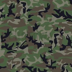 Camouflage - Wall Mural & Photo Wallpaper - Photowall