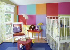 I love all the colors :)) when I have a baby one day I wanna do this:))