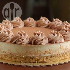 Tiramisu-cheesecake recept - Recepten van Allrecipes