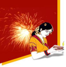 All about Diwali, the Hindu Festival of Lights, celebrated beginning on November 11 in 2015; includes pages on the meaning of the holiday, traditions and customs, how it's celebrated throughout India, and more.
