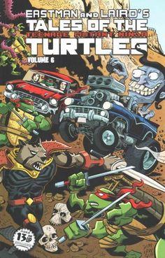 Eastman and Laird's Tales of the Teenage Mutant Ninja Turtles 6