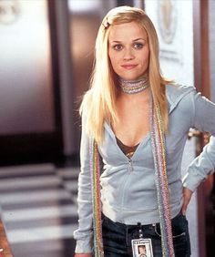 Reese Witherspoon in Legally Blonde 2