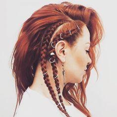 Kolczyki we włosach! - 6