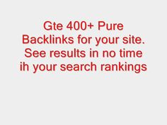 mazinhofz33: give your Website over 100 PR9,8,7,6,5,4,3,2,1 High Quality backlinks plus over 500 Dofollow and noFollow for $5, on fiverr.com