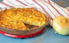Vidalia Onion Pie Recipe Vidalia Onion Pie Recipe, Vidalia Onions, Onion Recipes, Pie Recipes, Cooking Recipes, Southern Tomato Pie, Baked Onions, Dinner Dishes, Dinner Table