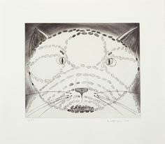 These doodles by Louise Bourgeois are guaranteed to brighten up your day.