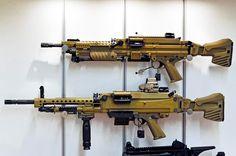 Airsoft Guns, Weapons Guns, Guns And Ammo, Tactical Equipment, Tactical Gear, Light Machine Gun, Machine Guns, Heckler & Koch, Home Defense