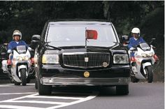 Toyota Century Royal / Japanese emperor official state car