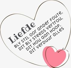 Afrikaans, True Words, Wisdom Quotes, Tart, Hoop, Cake, Pie, Tarts, Afrikaans Language
