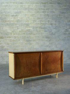 jean prouv mobilier fauteuil direction n 352 ca 1951 design 50 39 s pinterest jean prouve. Black Bedroom Furniture Sets. Home Design Ideas