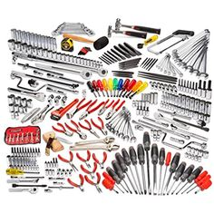 Proto JCS-0334MASBX1A  334PC MASTER SET *** You can find out more details at the link of the image. (This is an affiliate link) #ToolGadgetSets