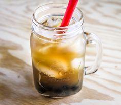 Bubble tea, tapioca pearl drink, pearl milk tea, boba tea...whatever ...