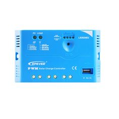 29.38$  Buy here - http://ali4cw.shopchina.info/go.php?t=32546728507 - 20A LS2024EU EP EPEVER PWM LandStar Solar Charge Controller Regulators With 5V USB 29.38$ #magazineonlinewebsite