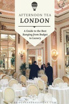 A guide to the best afternoon teas in London. Enjoy tea time in London, England in various tea rooms and restaurants across the city. Find a place for any price range from a cheap option at Glam Rock London Hotels, London Restaurants, London Tourist Guide, London Travel, Tea Time London, London High Tea, Essen In London, Best Afternoon Tea, Tea Time