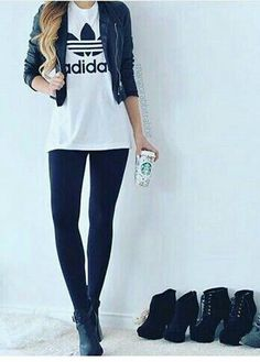 Girls Fashion Clothes, Teen Fashion Outfits, Girly Outfits, Classy Outfits, Outfits For Teens, Stylish Outfits, Cool Outfits, Teenager Outfits, College Outfits