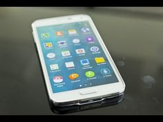 S5 Screen Green Lines Problem - Green Screen Samsung Galaxy Display Prob...