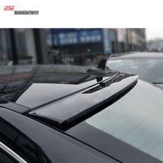 Mercedes w204 carbon fiber AC style rear roof spoiler for benz C class C180 C200 C220 C230 C250 2007 - 2013 #Affiliate