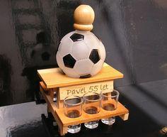 Soccer Ball, Table Lamp, Home Decor, Liquor, Homemade Home Decor, Futbol, Table Lamps, European Soccer, Interior Design