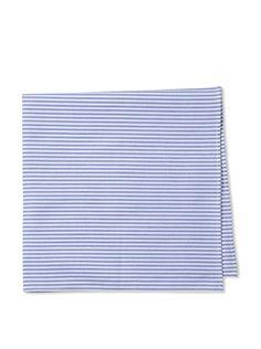 Brunello Cucinelli Men's Pocket Square (Blue)