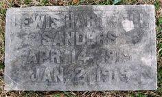 Georgia Guidestones between Hartwell Hwy and Sanders Road - Lewis Hartwell Sanders, Jr