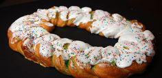 King Cake Season - from Kings Day to Fat Tuesday