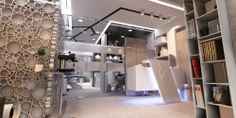 small dental clinic by Pap.os design studio