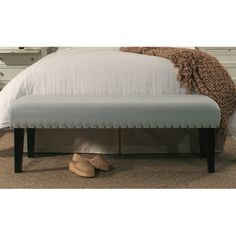 Found it at Wayfair.ca - Inspirations Upholstered Bedroom Bench