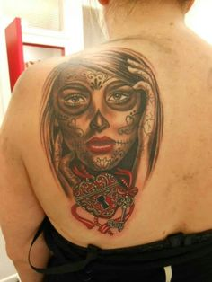Tattoo by jan bevins at artery and tattoo studio new plymouth new zealand