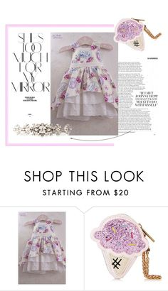 """""""Cute Dress Paris"""" by labelleprovence on Polyvore featuring Rika, Dolce&Gabbana, dress, loveyoins и girldress"""