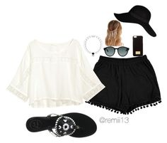 """Boho meets prep - read d"" by remiii13 ❤ liked on Polyvore"